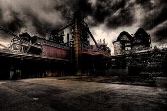 Industrial Area II by DarK Tox1c