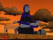 Raven Meditating