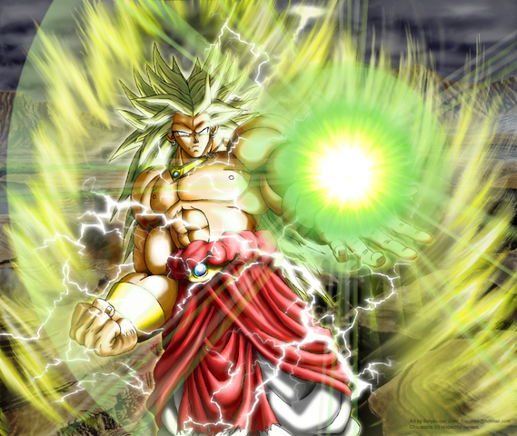 File:BROLY THE LEGEND AS SSJ3 by Saiyakupo.png