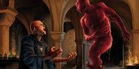 Blood Creature Creation