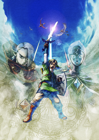 File:Skyward Sword Wallpaper.png