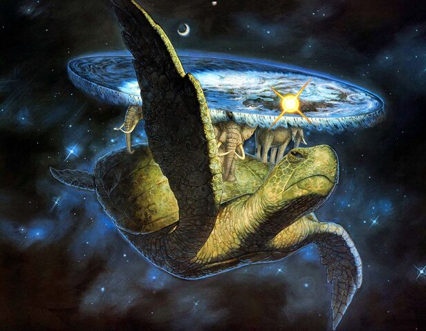 File:Paul Kidby - Disque Monde - The Great A'Tuin.jpg