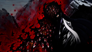 Alucard Absorbs Blood