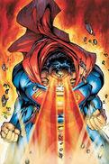Superman Heat Vision