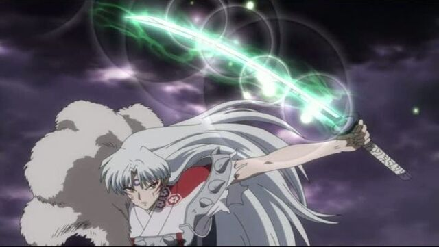 File:Sesshomaru and Bakusaiga.jpg