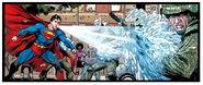 Superman Ice Breath