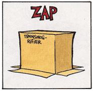 Transmogrifier zap