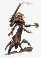 Unity Iron God Pathfinder