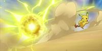 Lightning Ball Projection