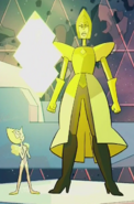 Yellow Diamond Steven Universe Giant
