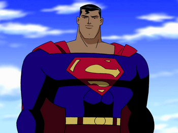 File:Superman DCAU DC Animated Universe.png
