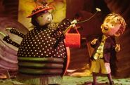 Ladybug James and the Giant Peach 01