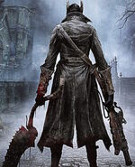 Bloodborne Hunter Player