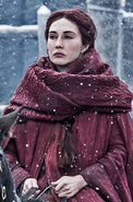 Melisandre Red Priestess Game of Thrones