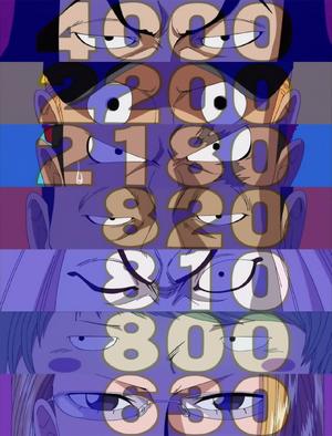 Power Level Measuring - Superpower Wiki - Wikia Gyokuro Shuzen