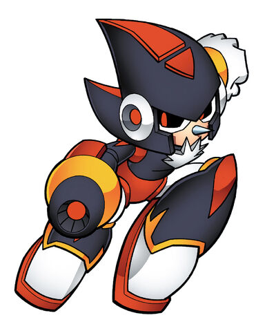 File:Shadow Man Sonic & Mega Man.jpg