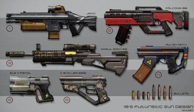 File:Sci fi gun design by metaphor9-d7y5t9z.jpg