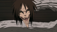 Orochimaru true form