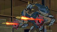 Ultimate Humungousaur Missile