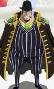 Capone Bege Anime Post Timeskip Infobox