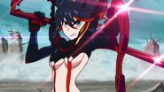 Ryūko wielding Scissor Blades