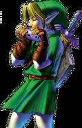 Link Ocarina of Time