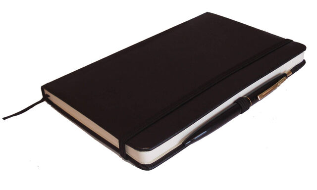 File:A5-Notebook-and-Pen.jpg