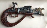 Scale gun