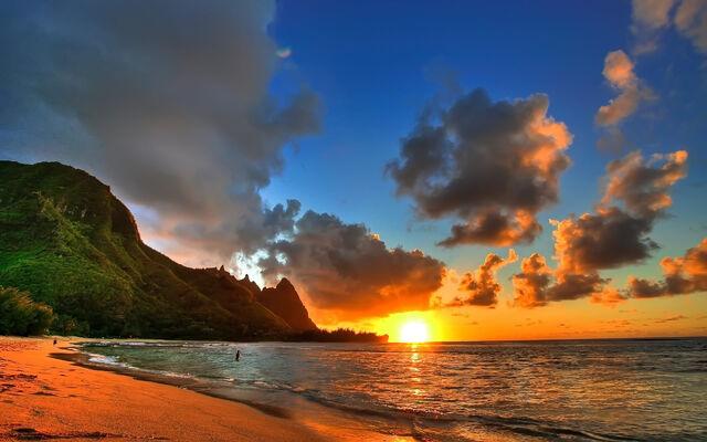 File:Summer Sunset.jpg