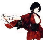 Kurenai's Tetsugen
