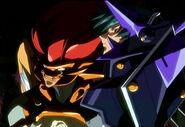 S-CRY-ed Kazuma and Ryuho