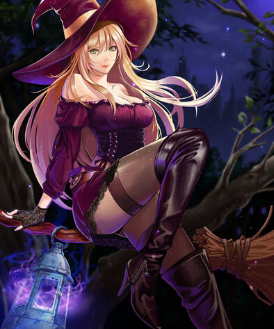 Witch Sherry