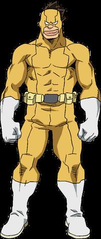 File:Rikidou Satou my hero academia Hero Costume.png