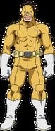 Rikidou Satou my hero academia Hero Costume
