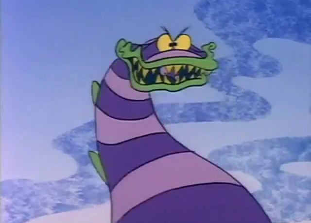 File:Sandworm in Beetlejuice - The Animated Series.png