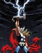 Thor and Hammer