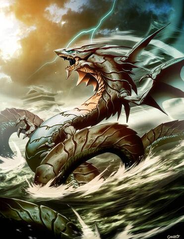 File:Ryujin dragon god by genzoman.jpg