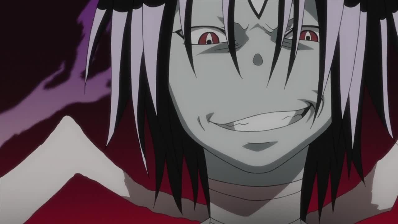 Soul Eater Kishin Asura Madness Asura Soul Eater First