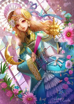 The princess by hirousuda-d545ys4
