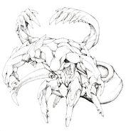 Xiro beast by kilara (Gravity Beast)