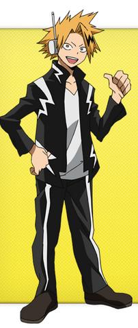 File:Denki Kaminari My Hero Academia.png