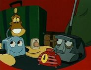 Main characters (The Brave Little Toaster)