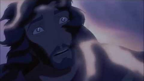 The Prince of Egypt - God Speaks to Moses 1080p HD
