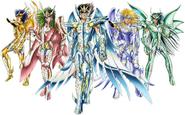 Saint Seiya God Cloths
