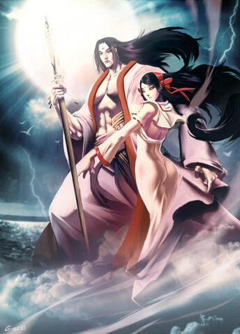 File:Izanami And Izanagi by GENZOMAN.jpg