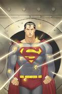 Superman's Bulletproof Skin