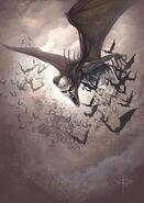 Vampire swarm