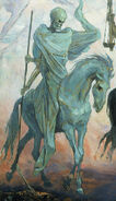 Pale Horseman Death Apocalypse