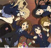 Anime gierls