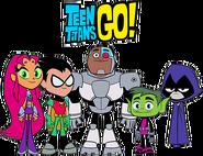 Teen titans go team photo by imperial96-d6839mr